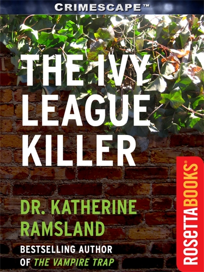 The Ivy League Killer - cover