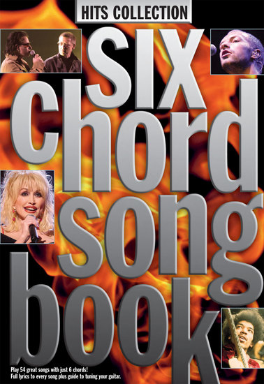 6-Chord Songbook: Hits Collection - cover