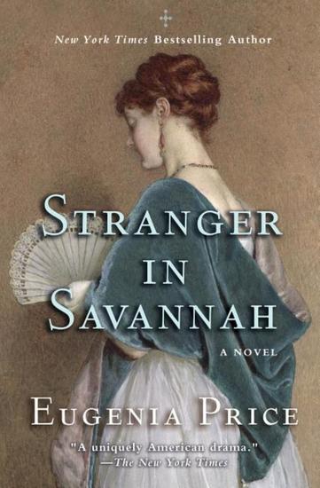 Stranger in Savannah - cover