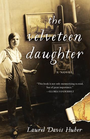 The Velveteen Daughter - A Novel - cover