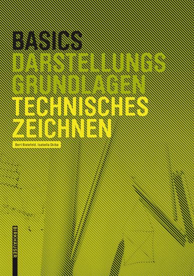 Basics Technisches Zeichnen - cover