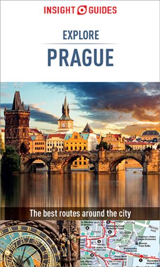 Insight Guides Explore Prague (Travel Guide eBook) - cover