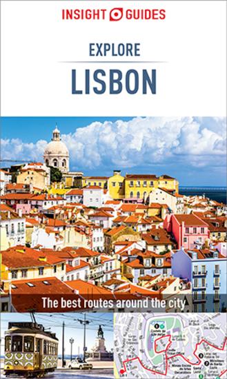 Insight Guides Explore Lisbon (Travel Guide eBook) - cover