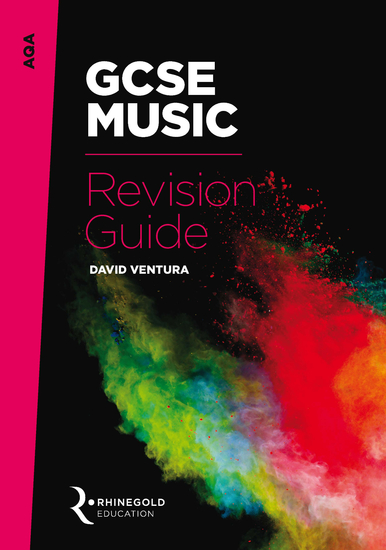 AQA GCSE Music Revision Guide - cover