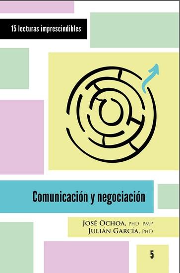 Comunicación y negociación - cover