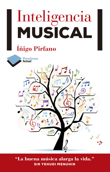 Inteligencia musical - cover