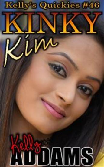 Kinky Kim - Kelly's Quickies #46 - cover