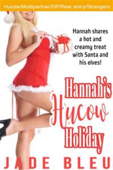 Hannah's Hucow Holiday - cover