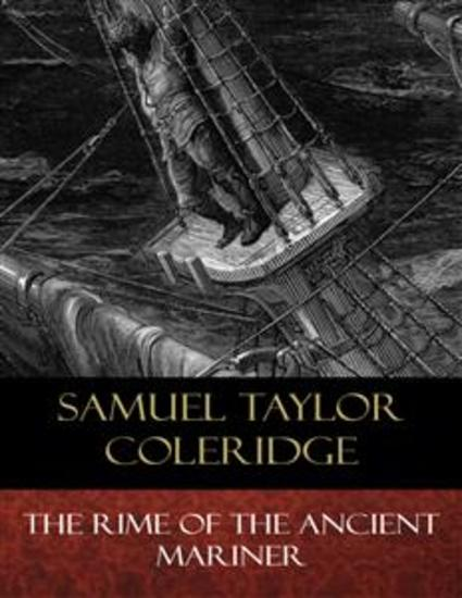 The Rime of the Ancient Mariner - Illustrated - cover