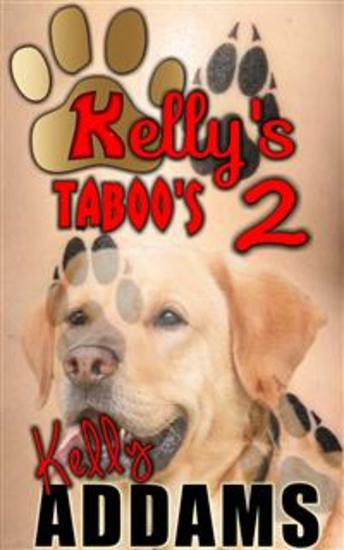 Kelly's Taboos Volume 2 - cover