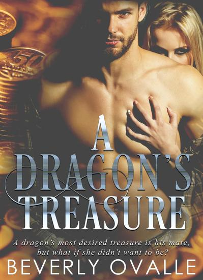 A Dragon's Treasure - cover