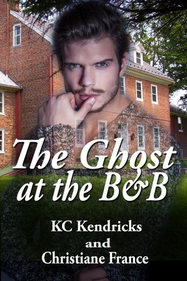 The Ghost at the B&B - cover