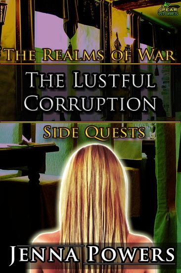The Lustful Corruption - The Realms of War Side Quests #4 - cover