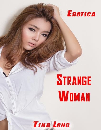 Erotica: Strange Woman - cover