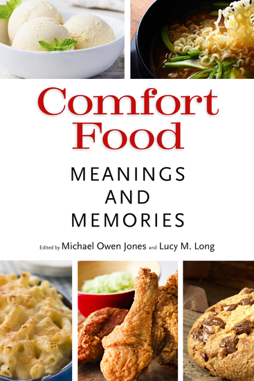 Comfort Food - Meanings and Memories - cover