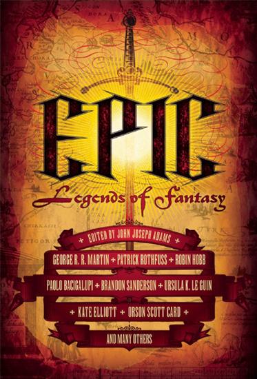Epic - Legends of Fantasy - cover
