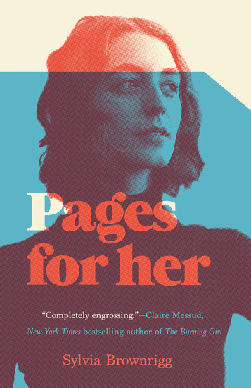 Pages For Her - A Novel - cover