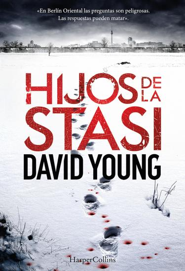 Hijos de la Stasi - cover