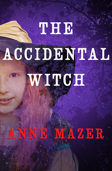 The Accidental Witch - cover