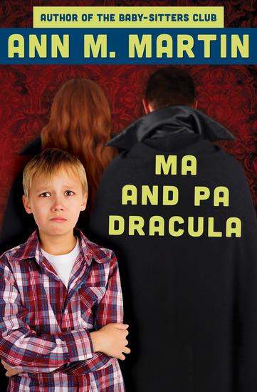 Ma and Pa Dracula - cover