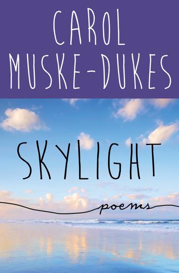 Skylight - Poems - cover