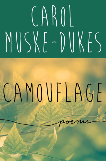 Camouflage - Poems - cover