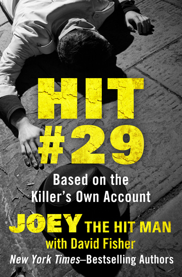 Hit #29 - Based on the Killer's Own Account - cover
