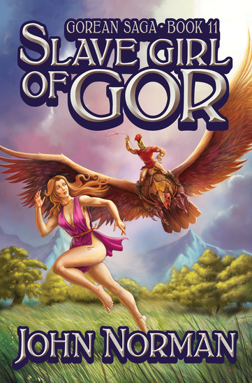 Slave Girl of Gor - cover