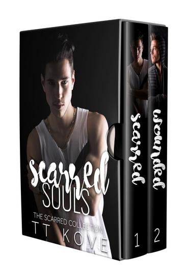 Scarred Souls: The Scarred Collection - Scarred #3 - cover