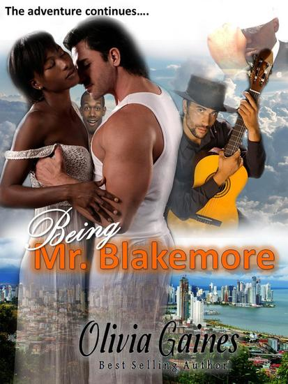 Being Mr Blakemore - The Blakemore Files #7 - cover