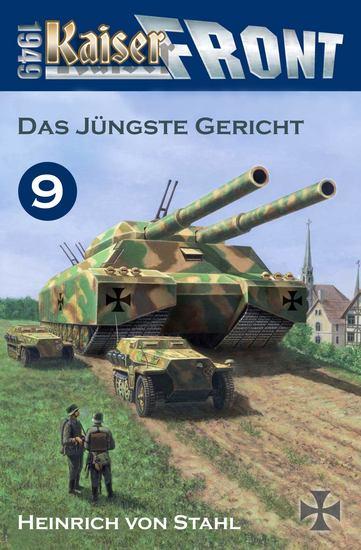 Das Jüngste Gericht - Kaiserfront 1949 Band 9 - cover