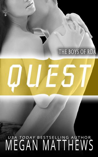 Quest - The Boys of RDA - cover