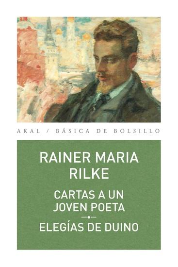 Cartas a un joven poeta - Elegías del Dunio - cover