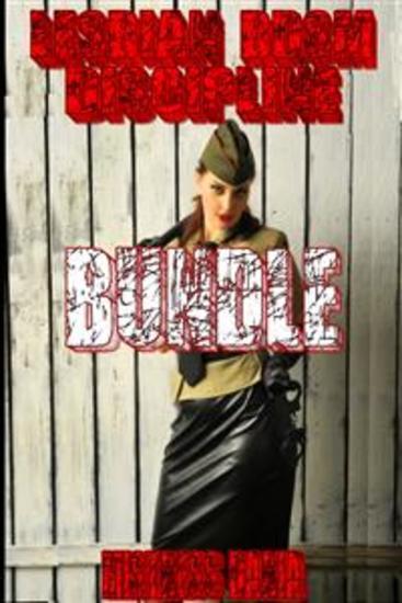 Lesbian BDSM Discipline Bundle - 3 Stand Alone Stories - cover
