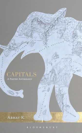 Capitals - A Poetry Anthology - cover