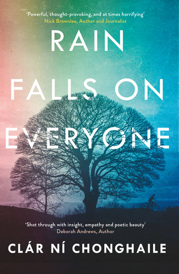 Rain Falls on Everyone: A search for meaning in a life engulfed by terror - cover