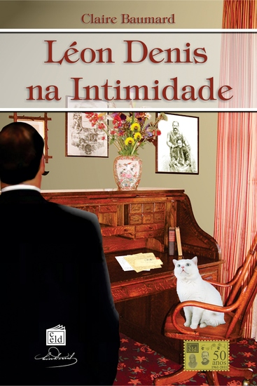 Léon Denis na intimidade - cover