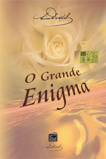 O Grande Enigma - Deus e o Universo - cover