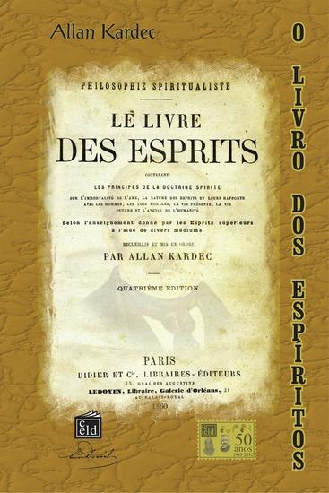O Livro dos Espíritos - cover