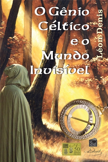 O Gênio Céltico e o Mundo Invisivel - cover