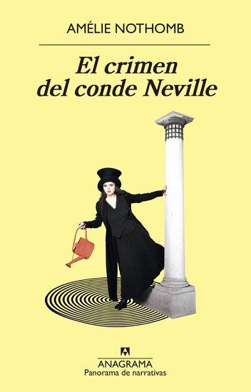 El crimen del conde Neville - cover
