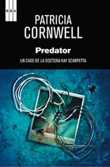 Predator - Un caso de la Doctora Kay Scarpetta - cover