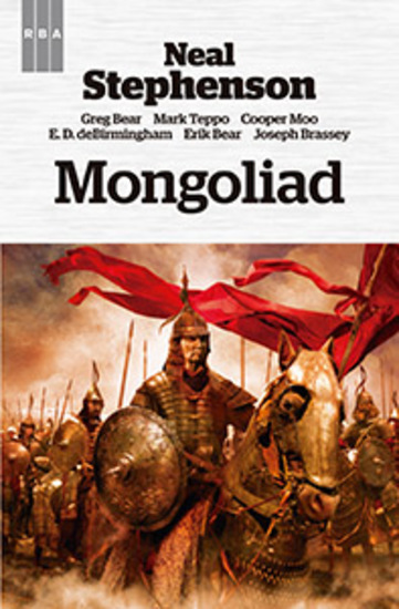 Mongoliad - cover