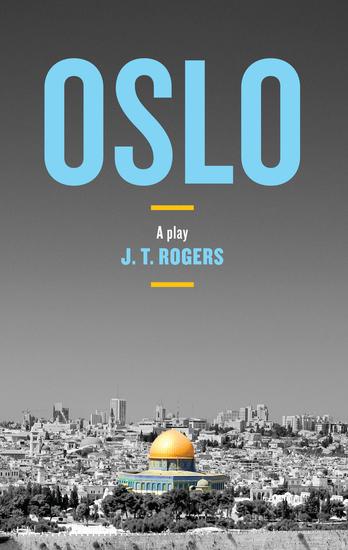 Oslo - cover
