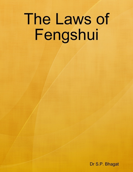 The Laws of Fengshui - cover
