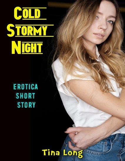 Cold Stormy Night: Erotica Short Story - cover