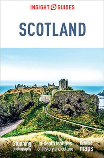 Insight Guides Scotland (Travel Guide eBook) - cover