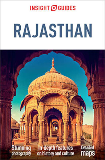 Insight Guides Rajasthan (Travel Guide eBook) - cover