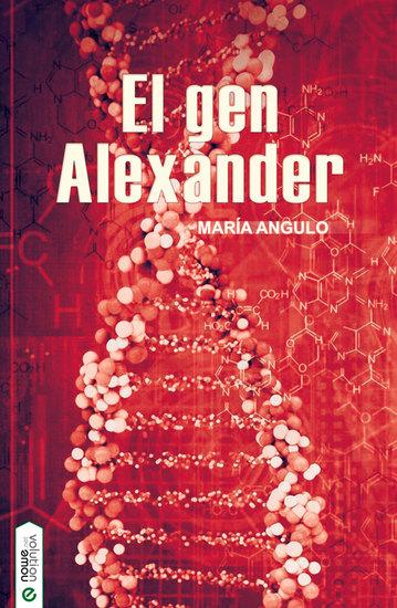 El gen Alexander - cover