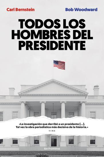 Todos los hombres del presidente - cover